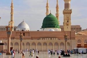 Al Masjid an Nabawi, Madinah - All Images